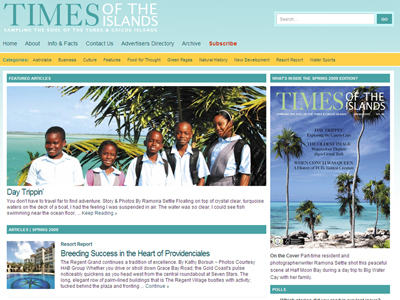 Timespub - Official Magazine of Turks and Caicos Islands